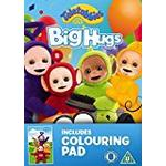 Teletubbies dvd Filmer Teletubbies - Brand New Series - Big Hugs (with Colouring Pad) [DVD]